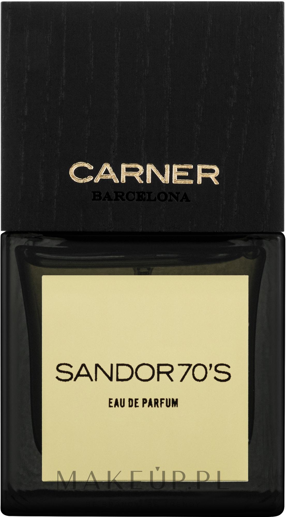 carner sandor 70's