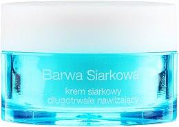 Nawilżający krem siarkowy do twarzy - Barwa Siarkowa — фото N3