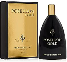 Kup PRZECENA! Instituto Español Poseidon Gold - Woda toaletowa *