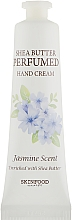 Kup Krem do rąk Jaśmin - Skinfood Shea Butter Perfumed Hand Cream Jasmine Scent