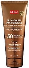 Kup Nawilżający krem przeciwsłoneczny do ciała SPF 50 - Pupa Multifunction Sunscreen Cream