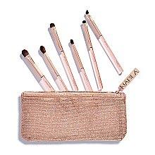 Kup Pędzle do makijażu w kosmetyczce - Nabla Denude Eye Brush Set