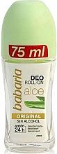 Kup Dezodorant w kulce Aloe vera - Babaria Aloe Vera Original Deodorant Roll-on