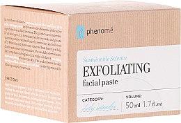Kup Pasta peelingująca do twarzy - Phenomé Exfoliating Facial Paste