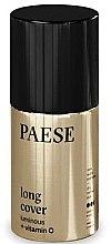 Kup Rozświetlający podkład do twarzy - Paese Long Cover Luminous