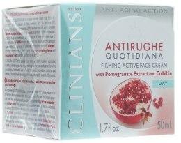 Kup Aktywny krem uelastyczniający do twarzy na dzień - Clinians Melograno Cream