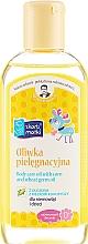 Kup Oliwka pielęgnacyjna z olejem z kiełków kukurydzy dla niemowląt i dzieci - Skarb Matki