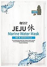 Kup Rewitalizująca maseczka w płachcie do twarzy - SNP Jeju Rest Marine Water Mask