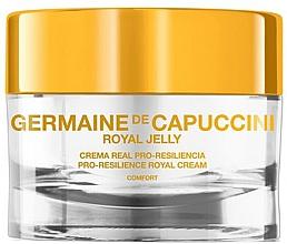 Kup Odmładzający krem do twarzy zapewniający komfort dla cery normalnej - Germaine de Capuccini Royal Jelly Pro-resilience Royal Cream Comfort