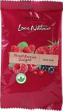 Kup Mydło w kostce Owoce leśne - Oriflame Love Nature Forest Berries Delight