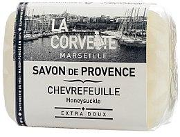 Kup Mydło w koscte Wiciokrzew - La Corvette Provence Soap Honeysuckle
