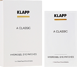 Kup Płatki pod oczy - Klapp A Classic Eye Care Pads