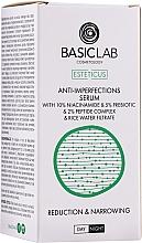 Kup Serum do niwelowania niedoskonałości skóry twarzy - BasicLab Esteticus Face Serum