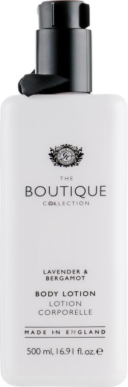 Balsam do ciała Lawenda i bergamotka - Grace Cole Boutique Lavender & Bergamot Body Lotion