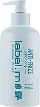 Wygładzająca odżywka do włosów - Label.m Anti-Frizz Conditioner — фото N3