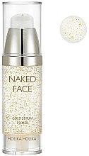 Kup Baza-serum pod podkład ze złotem - Holika Holika Naked Face Gold Serum Primer