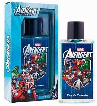 Marvel The Avengers Assemble - Woda toaletowa — фото N1