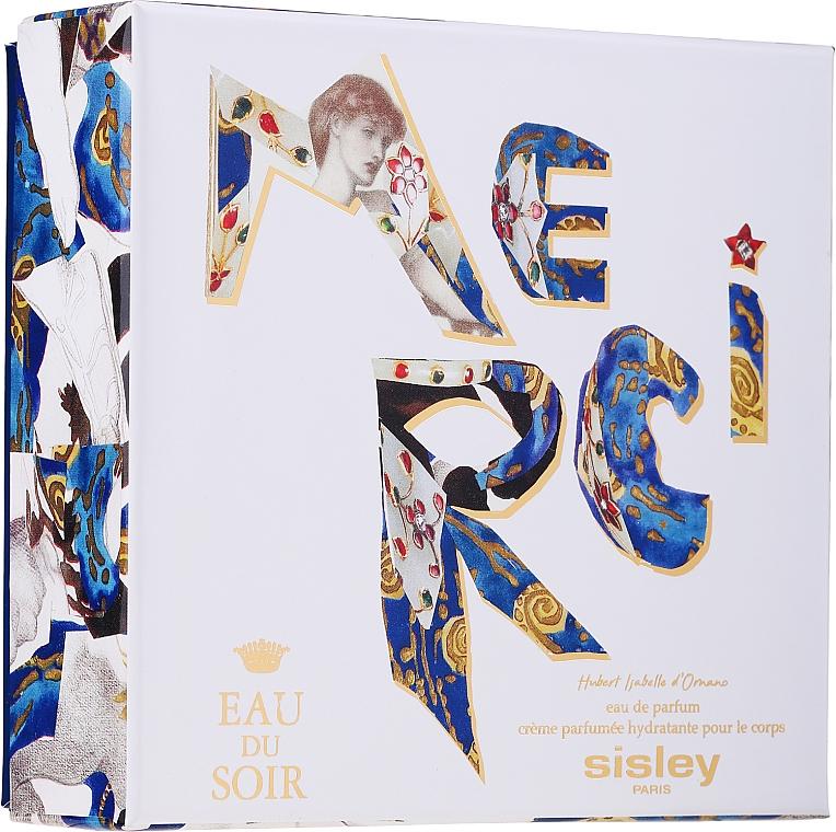 Sisley Eau Du Soir Merci Gift Set - Zestaw (edp 30 ml + b/cr 50 ml) — фото N1