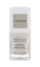 Kup Wzmacniająca baza do paznokci – Gabriella Salvete Nail Care White & Hard