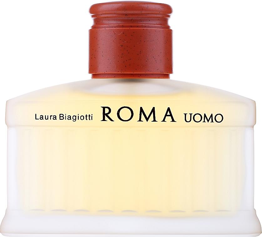 Laura Biagiotti Roma Uomo - Lotion po goleniu