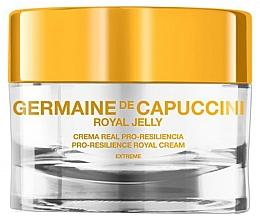 Kup Odmładzający krem do twarz dla cery suchej i bardzo suchej - Germaine de Capuccini Royal Jelly Pro-resilience Royal Cream Extreme