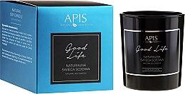 Kup Naturalna świeca sojowa - APIS Professional Good Life Soy Candle