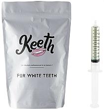 Kup Zestaw wymiennych wkładów do wybielania zębów Mięta - Keeth Mint Refill Pack