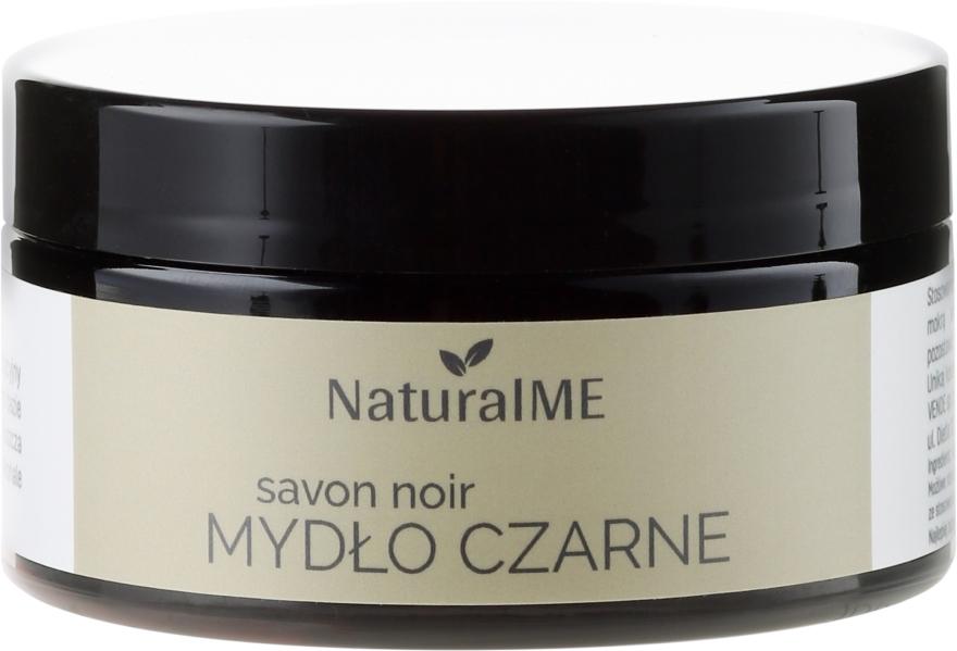 Mydło czarne - NaturalME Savon Noir