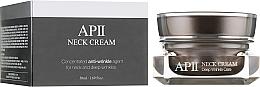 Kup Wygładzający krem przeciwzmarszczkowy do szyi - The Skin House Ap-Ii Professional Ex Restore Neck Cream