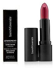Kup Trwała połyskującą szminka do ust - Bare Escentuals Bare Minerals Statement Luxe Shine Lipstick