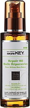 Kup Czysty afrykański olej shea do włosów cienkich i osłabionych - Saryna Key Volume Lift Pure African Shea Oil
