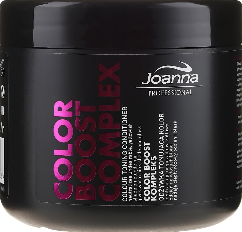 Odżywka tonująca kolor - Joanna Professional Color Boost Complex