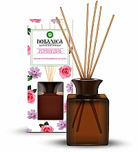 Kup Dyfuzor zapachowy z patyczkami Ałtajska róża i kwiaty łąkowe - Air Wick Botanica