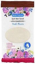 Kup Wilgotny ręcznik o zapachu kwiatów - Belle Nature Soft Wet Towel