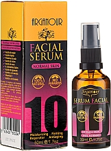 Kup Naturalne serum do cery normalnej - Arganour Facial Serum Normal Skin