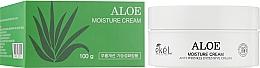 Kup Nawilżający krem do twarzy z aloesem - Ekel Aloe Moisture Cream