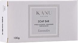 Kup Mydło w kostce do rąk i ciała Lawenda - Kanu Nature Soap Bar Lavender