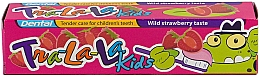 """Kup Pasta do zębów """"Truskawka"""" - Dental Tra-La-La Kids Strawberry Toothpaste"""