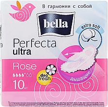 Kup Podpaski, 10 szt. - Bella Perfecta Ultra Rose