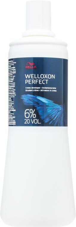 Emulsja utleniająca - Wella Professionals Welloxon Perfect 6%
