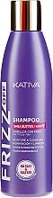 Kup Nawilżający szampon do włosów - Kativa Frizz Off Shampoo