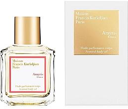 Kup Maison Francis Kurkdjian Amyris Femme - Perfumowany olejek do ciała