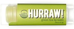 Kup Balsam do ust Zielona herbata - Hurraw! Green Tea Lip Balm