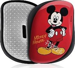 Kup Kompaktowa szczotka do włosów - Tangle Teezer Compact Styler Disney Mickey Mouse Red