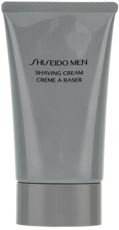 Krem do golenia - Shiseido Men Shaving Cream — фото N2