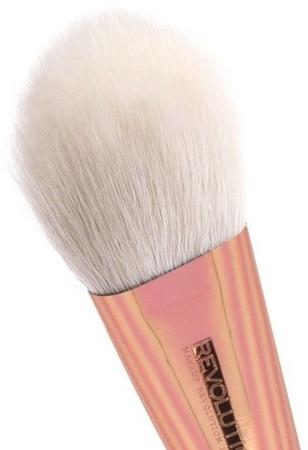 Pędzel do pudru #F301 - Makeup Revolution Ultra Flawless Powder Brush — фото N3