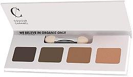 Kup Paletka cieni do powiek - Couleur Caramel Bio Sublime Eye Palette