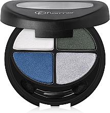Kup PRZECENA! Cień do powiek - Flormar Compact Quartet Eye Shadow *