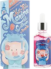 Kup Serum do twarzy z kolagenem morskim - Elizavecca Hell Pore Marine Collagen Ample 95%