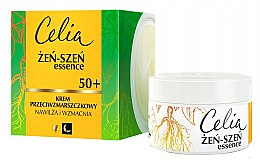 Kup Nawilżający krem przeciwzmarszczkowy 50+ - Celia Ginseng Essence